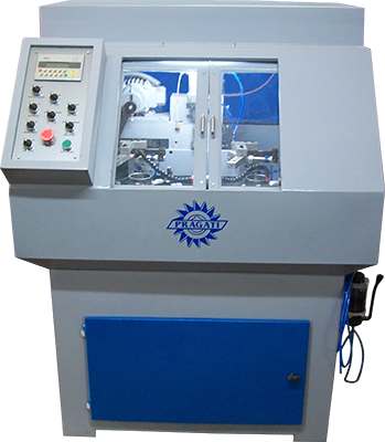 PVPR-150Duo Vertical Honing Machine, for ball, angular contact and deep groove ball bearings